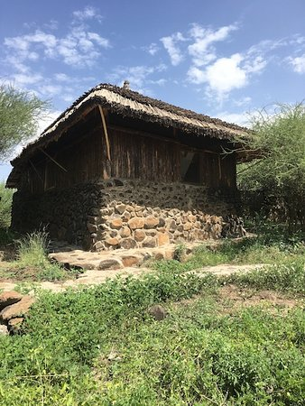 Awash National Park, Etiópia: Nice, basic bungalows