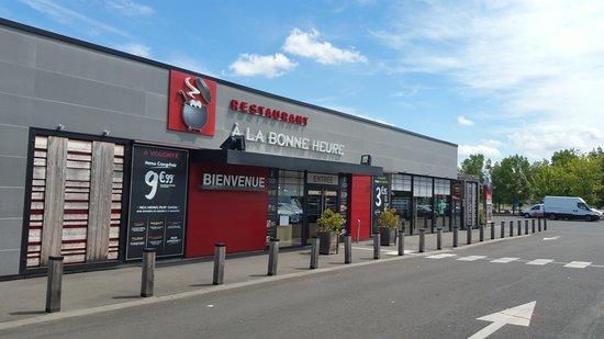 La Riche, Francja: casino la bonne heure