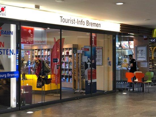 Tourist-Information Hauptbahnhof