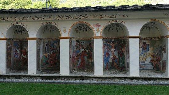 Issime, Italië: Chiesa di San Giacomo Apostolo