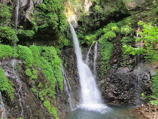 Urami Waterfall
