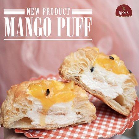 Igor's Pastry: Mango Puff