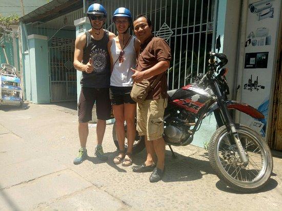 The Motorbike Station