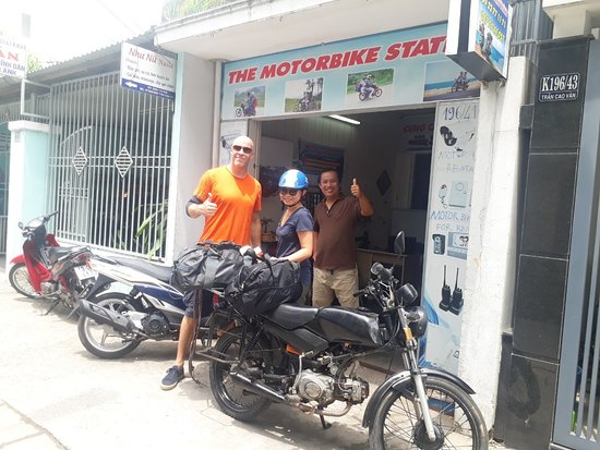 The Motorbike Station