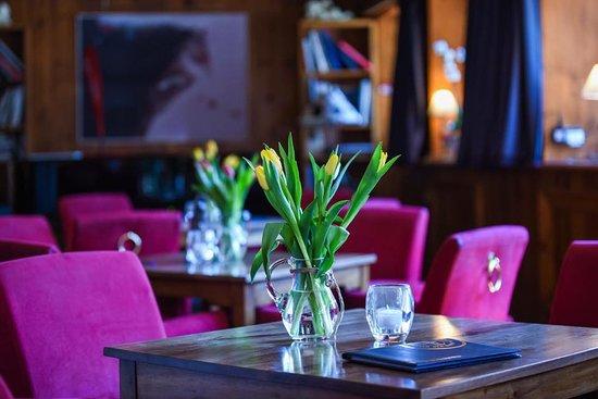 Hotel la Savoyarde: Salon