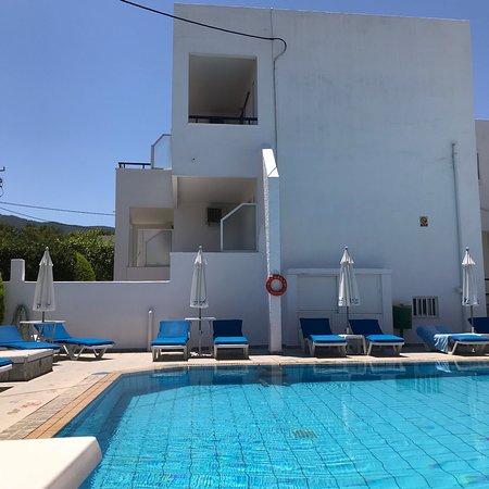 Michalis Studios & Apartments: Fantastisch!!