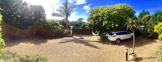 Saint Francis Bay, جنوب أفريقيا: Secure gated parking