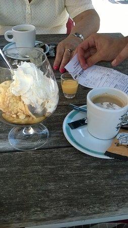 Koekelare, Belgium: daarna nog een lekker ijsje