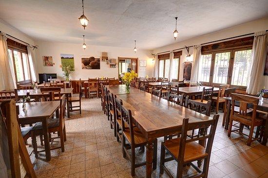 Vistabella del Maestrazgo, Spain: Salón principal ideal para grupos