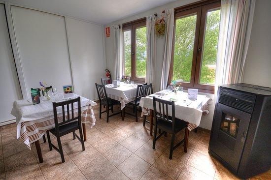 Vistabella del Maestrazgo, España: Salón pequeño para parejas