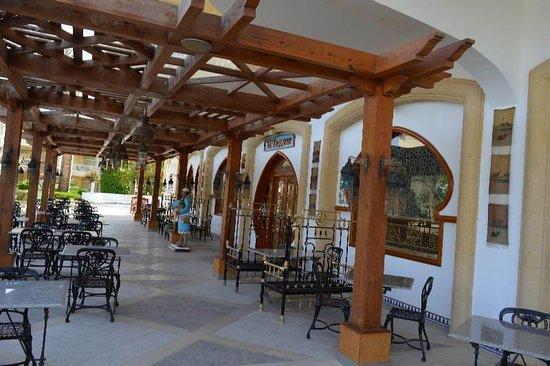 SENTIDO Palm Royale: Libanski restoran