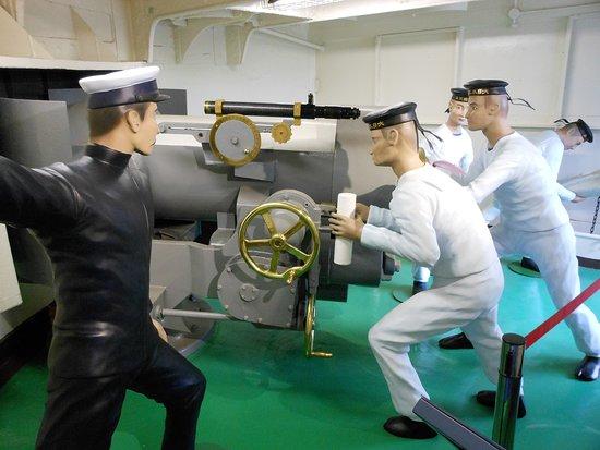 Memorial Ship MIKASA照片