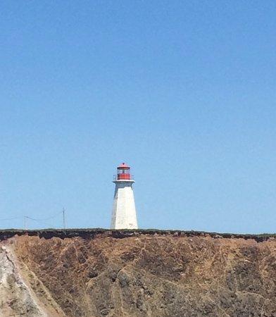 Iles de la Madeleine, Kanada: Ile d'Entree Lighthouse
