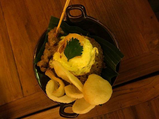 Ginger Moon Canteen: Nasi Goreng