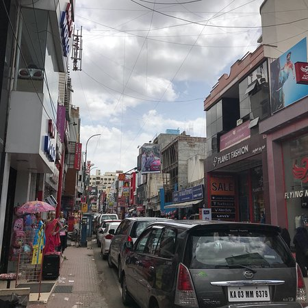 Commercial Street Bengaluru 2019 What To Know Before You Go
