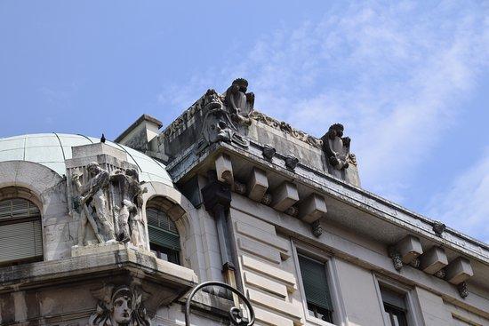 Palazzo D' Aronco