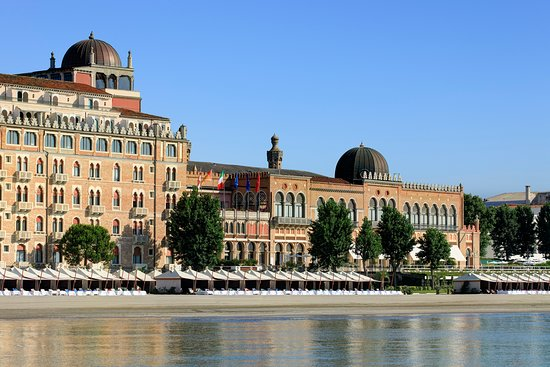 Hotel Excelsior Venice Lido Resort Reviews Price Comparison Di Venezia Italy Tripadvisor