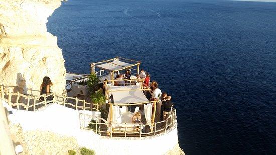 MTB Menorca: vista parziale dall'alto