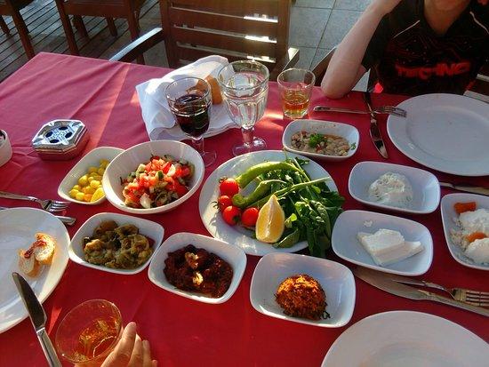 Sueno Beach Side: Барбекю ресторан