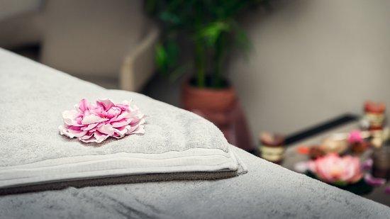 Ho Spa Mulhouse: Espace massage