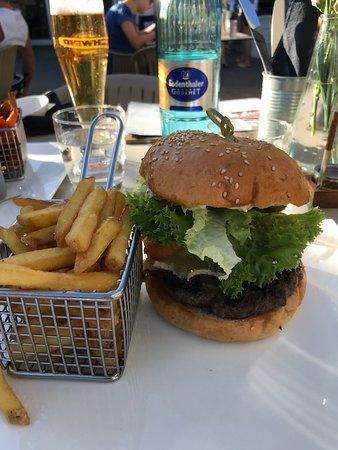 Niedernberg, Germany: Burger