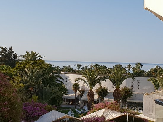 Phenicia Hotel: View from room