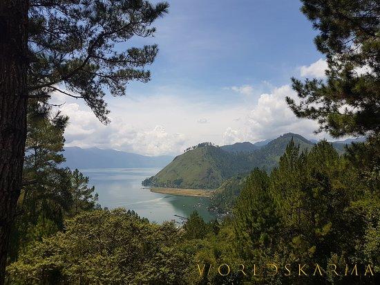 Bur Telege: Peak view Takengon