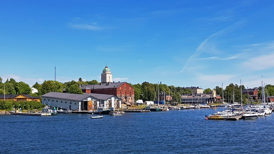 Royal Line: Suomenlinna - гостевая бухта