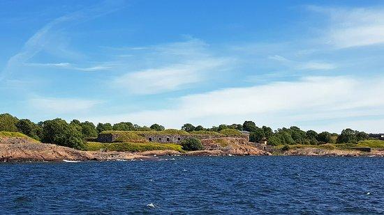 Royal Line: Suomenlinna - старинные укрепления