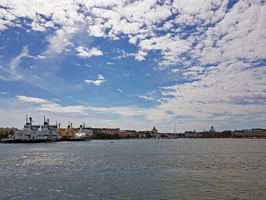Royal Line: стоянка ледоколов