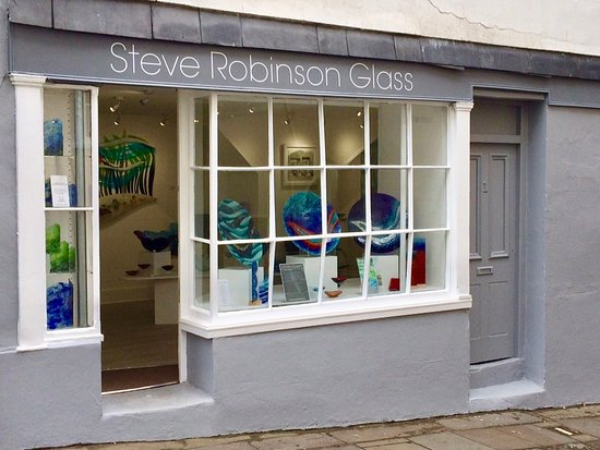 Steve Robinson Glass Gallery