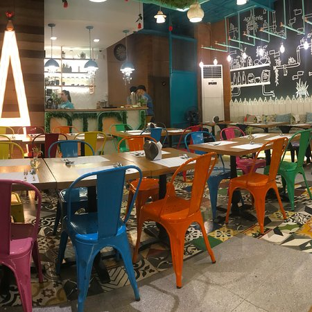 Artsy Cafe照片