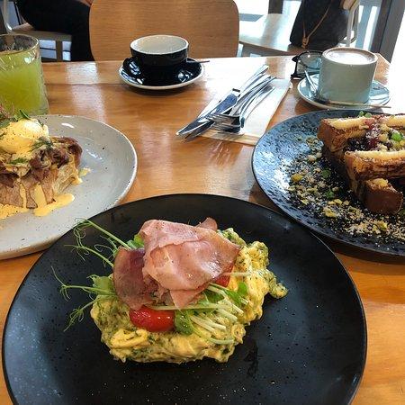Como, Australien: That was beautiful breakfast!!!