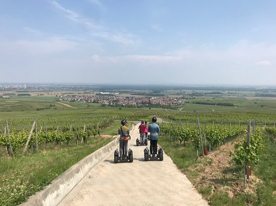 Segway Alsace