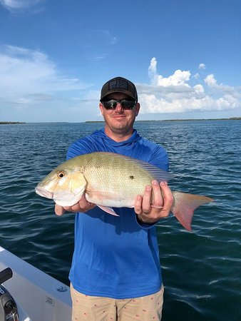 Ramrod Key, FL: Awesome fishing inshore, you'll never need to run far to find fish.