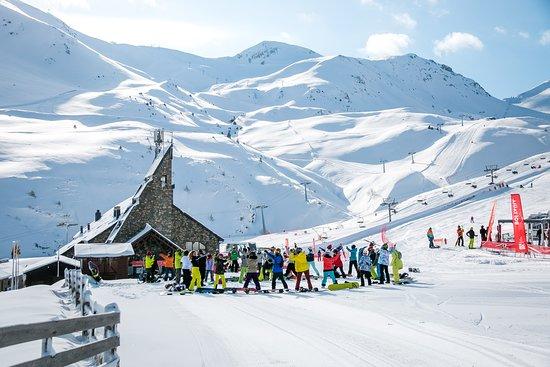 Vall de Boi, Espanha: Estación de esquí Boí Taüll