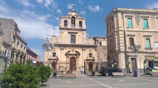 Chiesa Madre Santa Maria La Cava e Sant'Alfio