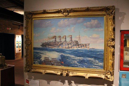 默西塞德海洋博物馆照片