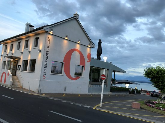 O\'Les Terrasses du Lac, Nyon - Restaurant Bewertungen ...
