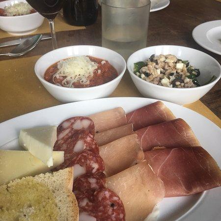 Salcheto: Brunch Toscano