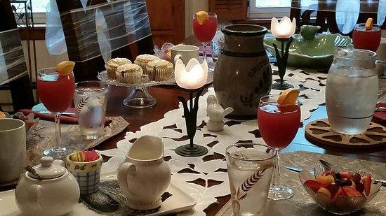 Chittenango, NY: Breakfast beginnings