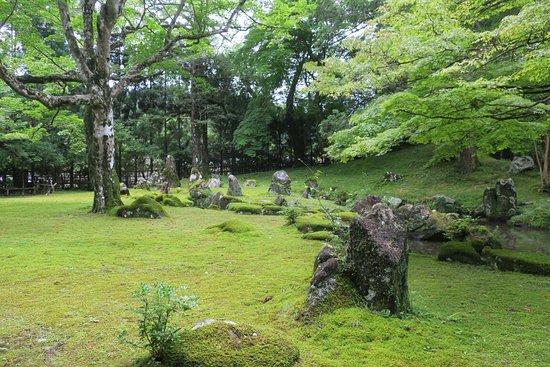 Kitabatakeshi Yakata Trace Garden