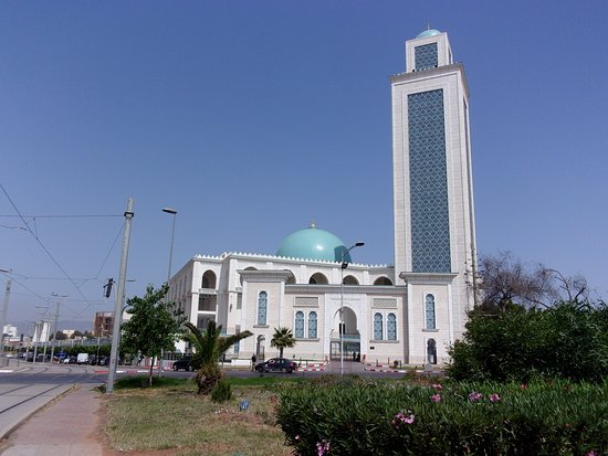 Best Western Colombe Hotel Oran: Mosquée Ibn Badis