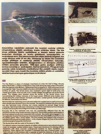 Kolka, Lettland: History