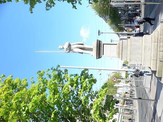 William Smith O'Brien Statue