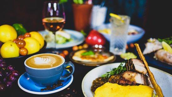 The Green Man Pub: dining