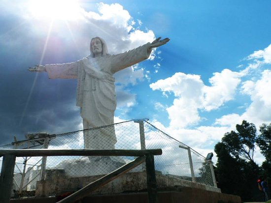 Statue of Christ照片