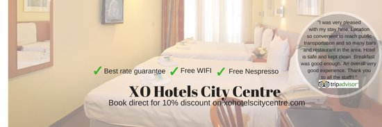 Disgusting hotel  Don t stay there  - Review of XO Hotels
