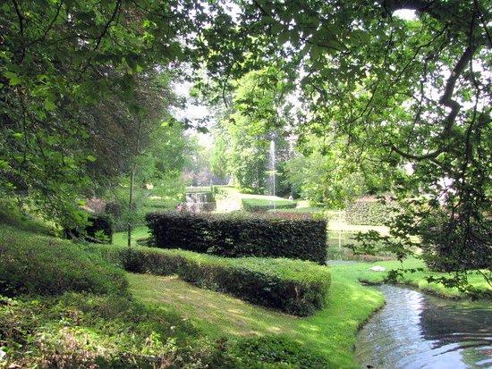 Les Jardins d'Annevoie照片