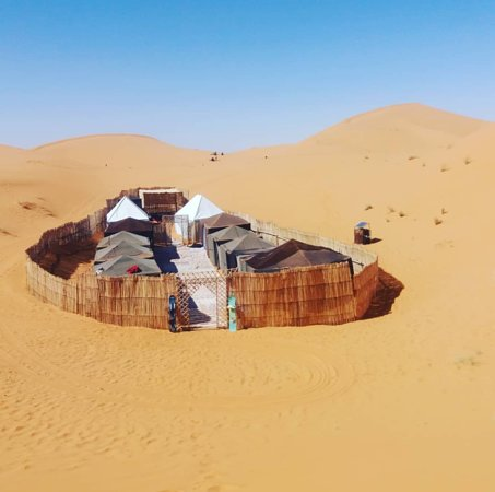 Hassilabied, Marruecos: welcome to you in Dune Merzouga Camp
